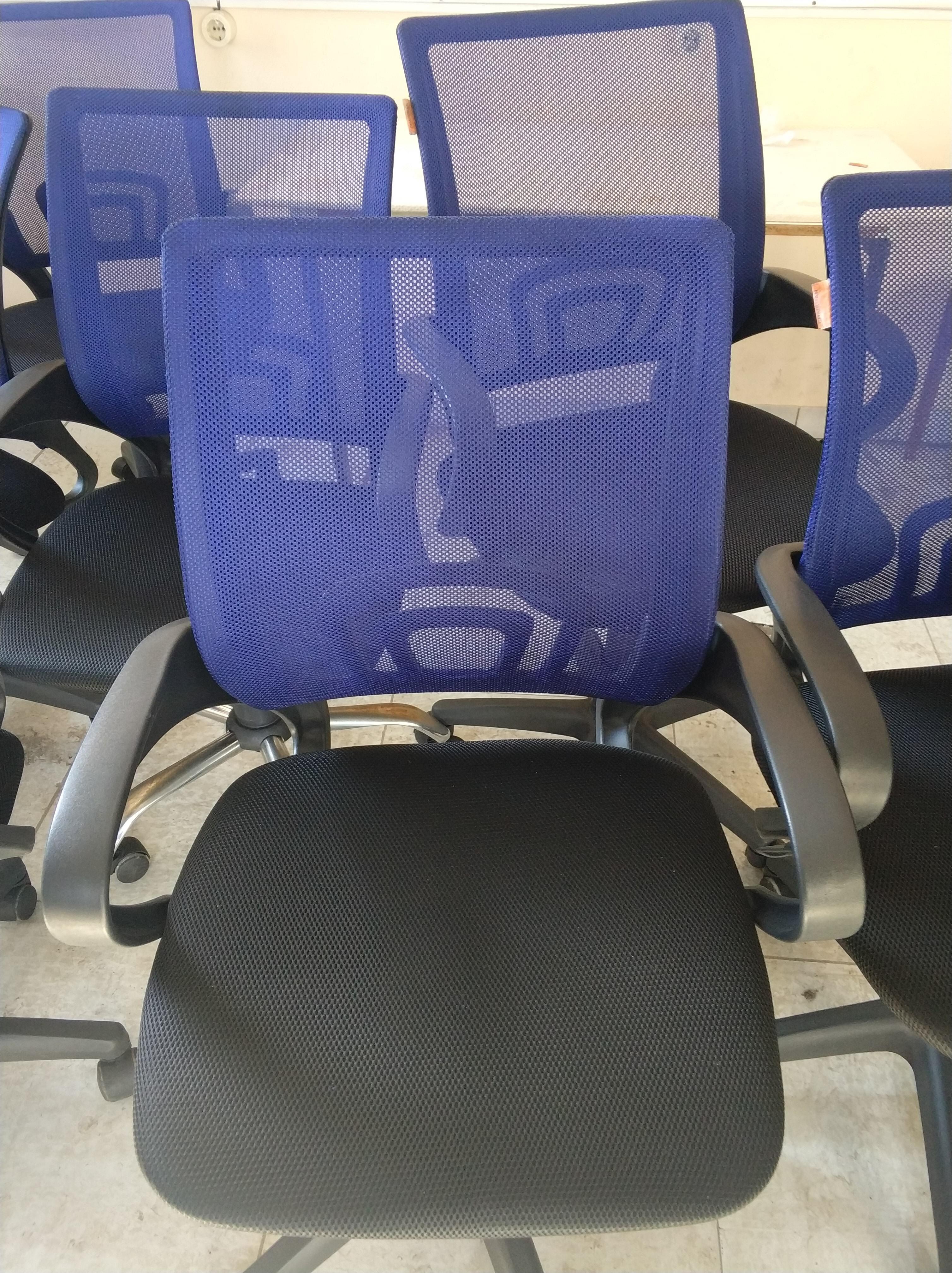 после химчистки стульев