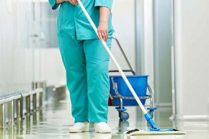 Уборка медицинских учреждений