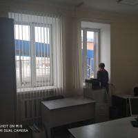 генеральная уборка офиса ЗЖБИ №7 Омск